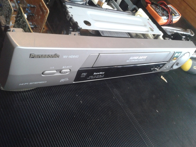 Videorecorder Panasonic NV-HD640
